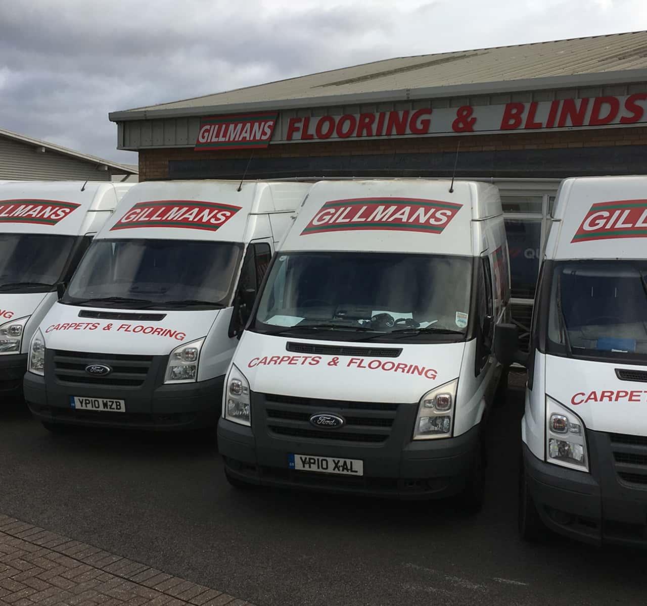 Gillmans Carpets & Flooring Westbury