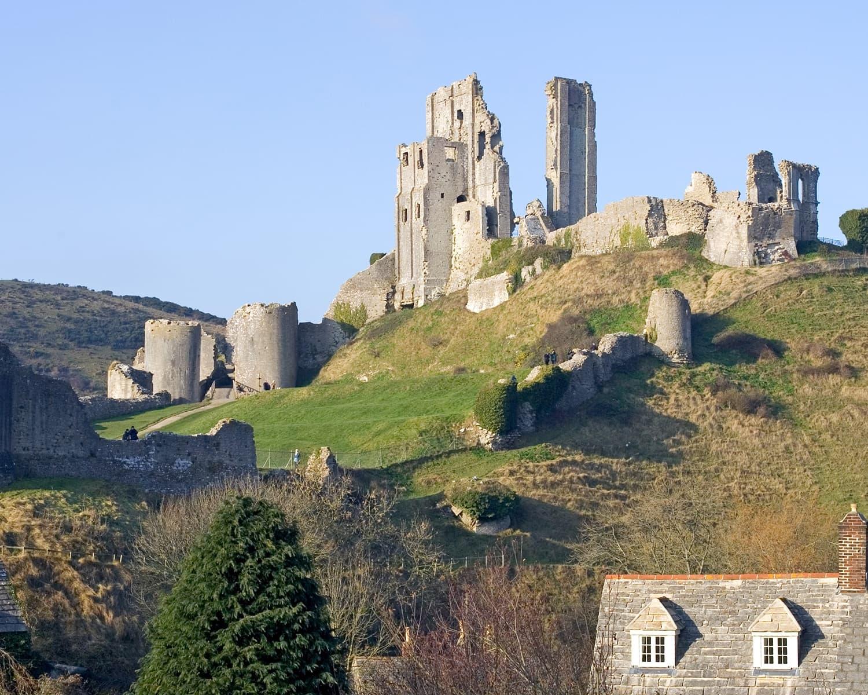 Corfe Castle Swanage Dorset